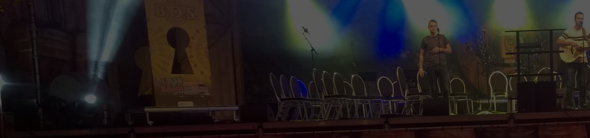 Stichtingsfeesten zorg organisatie de Riethorst Stromenland
